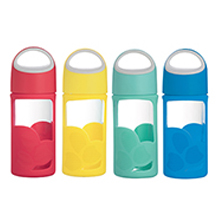 TRANSPORTABLE 320ml DYNAMIC MUG - RED, YELLOW, MINT GREEN, BlUE