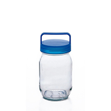 HANDLE CAPBOTTLE 450ML (BL)