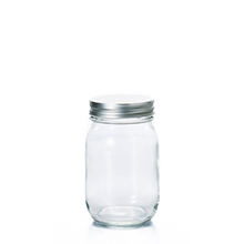 CAP BOTTLE (SILVER) 450ML