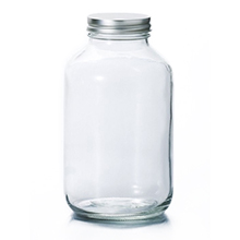 CAP BOTTLE (SILVER) 1800ML