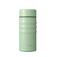 350ML CERAMIC COATED CERABRID MUG - GREEN