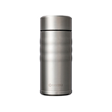 350ML CERAMIC COATED CERABRID MUG - STAINLESS STEEL