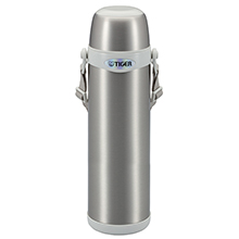 1LT DOUBLE STAINLESS STEEL VACUUMISED BOTTLE