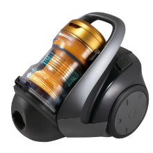 HIGH PERFORMANCE BAGLESS VACUUM  CLEANER