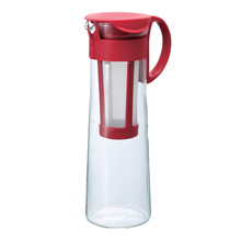 1000ML WATER PITCHER WITH BUILT-IN STRAINER