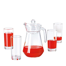 ARC JUG 5 PC SET
