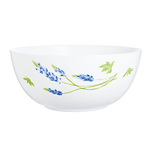 SEINE BLUE 21CM SALAD BOWL