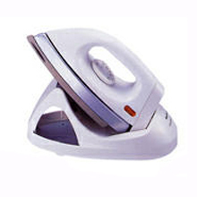 ELECTRIC DRY IRON, CORDLESS