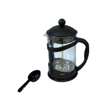 RULIO 3-CUP COFFEE AND TEA PLUNGER