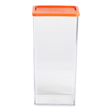 1230ML X-LARGE CONTAINER WITH ORANGE LID