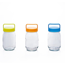 HANDLE CAP BOTTLE 450ML 3-PC SET