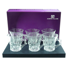 CITY LINE 6PC CUP SET