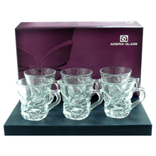 PAPILLON 6PC CUP SET