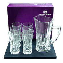 CITY LINE 7PC WATER SET