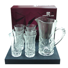 MONTANA 7PC WATER SET