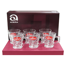 CLIFF 6PC CUP SET