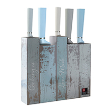 SHABBY CHIC 5-PC KNIFE SET