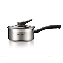 16CM / 1.8LT 3-PLY STAINLESS STEEL STOCK POT