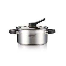 18CM / 2.51LT 3-PLY STAINLESS STEEL STOCK POT