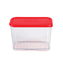 700ML 1C DEEP CONTAINER WITH RED LID