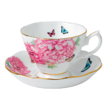 TEACUP & SAUCER FRIENDSHIP