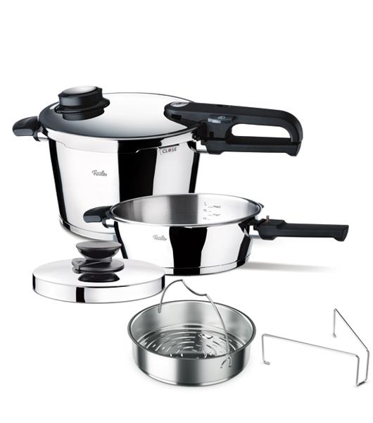 vitavit premium pressure cooker 26cm 8ltr 26cm 4ltr inset heap seng group pte ltd. Black Bedroom Furniture Sets. Home Design Ideas