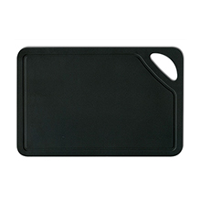 CUTTING BOARD BLACK, 260 X 170 X 20 MM